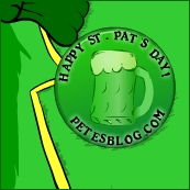 Petesblog - Happy St Patricks Day
